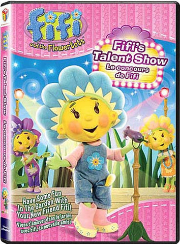 Fifi and the Flowertots - Fifi s Talent Show (Bilingual) DVD Movie