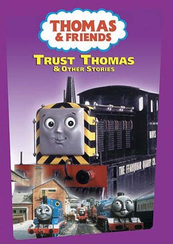 Thomas and Friends - Trust Thomas and Other Stories DVD Movie