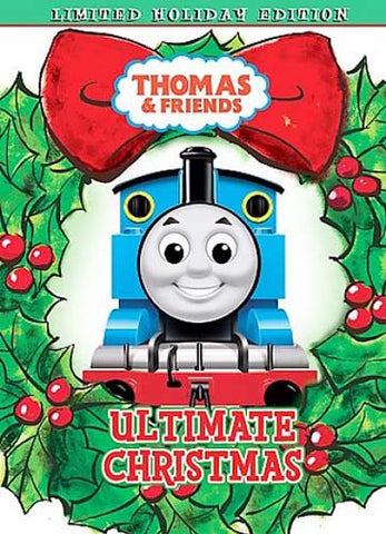 Thomas and Friends - Ultimate Christmas (Limited Holiday Edition) DVD Movie