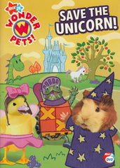 Wonder Pets! - Save the Unicorn!