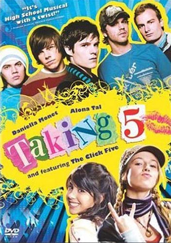 Taking 5 DVD Movie