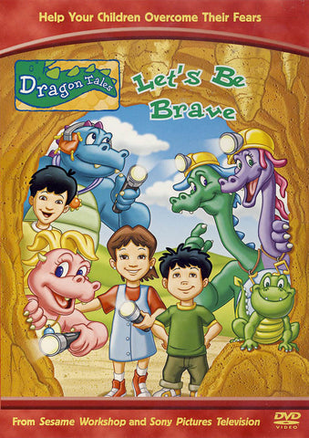 Dragon Tales - Let s Be Brave DVD Movie