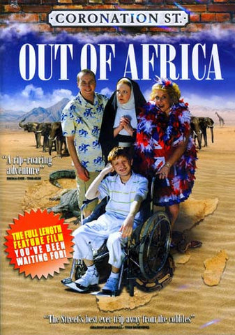 Coronation St. - Out of Africa DVD Movie