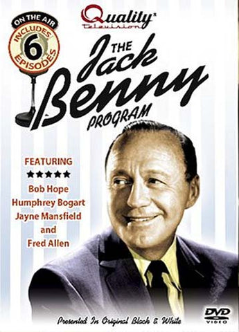 The Jack Benny Program DVD Movie