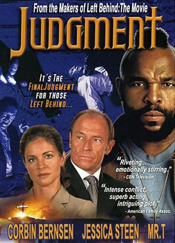 Judgment DVD Movie