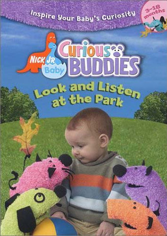 Nick Jr. Baby Curious Buddies - Look And Listen At The Park DVD Movie