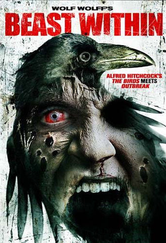 Beast Within (Wolf Wolff's) DVD Movie