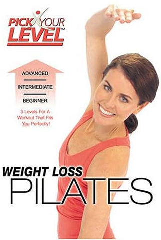 Pick Your Level - Weight Loss Pilates DVD Movie