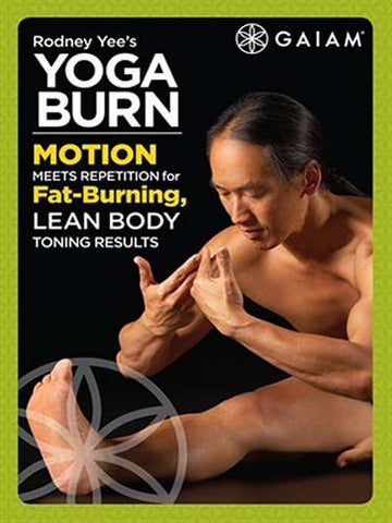 Yoga Burn with Rodney Yee DVD Movie