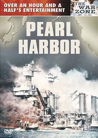 Pearl Harbor (The War Zone) DVD Movie