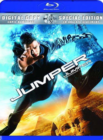 Jumper (Special Edition + Digital Copy) (Blu-ray) (Bilingual) BLU-RAY Movie