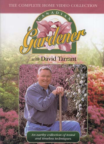 Canadian Gardener with David Tarrant DVD Movie