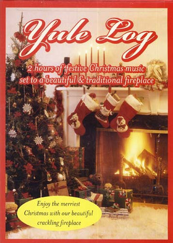Yule Log DVD Movie