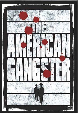The American Gangster DVD Movie