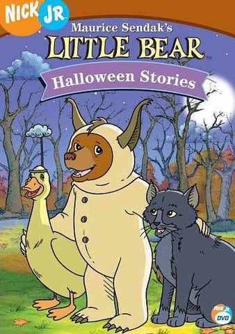 Little Bear - Halloween Stories DVD Movie
