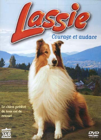 Lassie - Courage Et Audace DVD Movie