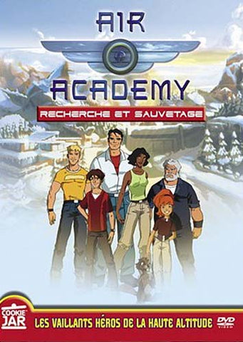 Air Academy - Recherche Et Sauvetage (French Only) DVD Movie