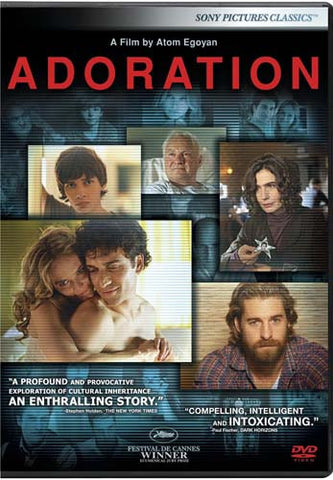 Adoration DVD Movie