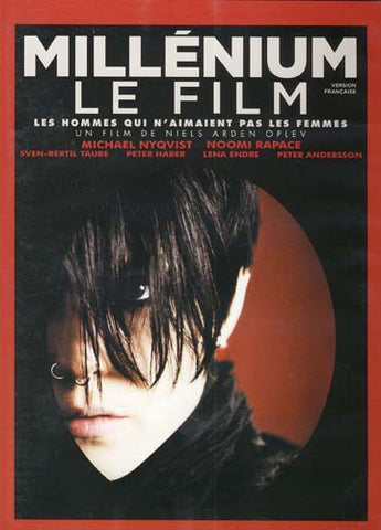 Millenium - Le Film DVD Movie