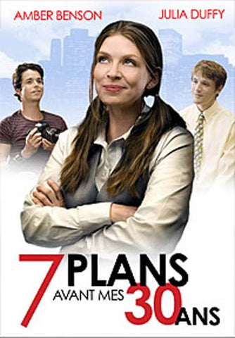 7 Plans Avant Mes 30 Ans DVD Movie