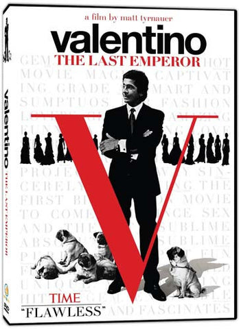 Valentino - The Last Emperor DVD Movie