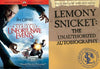 Lemony Snicket's A Series of Unfortunate Events - with Unauthorized Autobiography Book (Boxset) DVD Movie