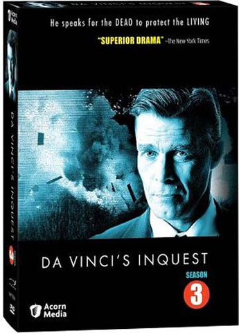 Da Vinci's Inquest - Season 3 (Boxset) DVD Movie