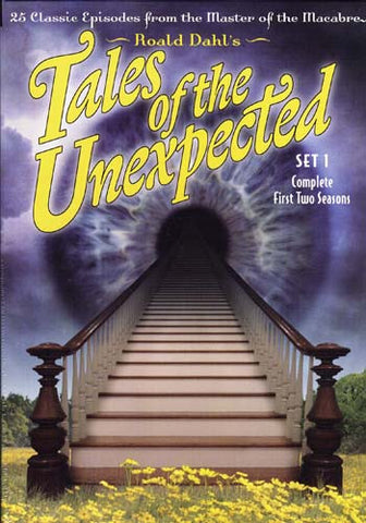 Tales Of The Unexpected - Set 1(Complete First Two Seasons (Boxset) DVD Movie