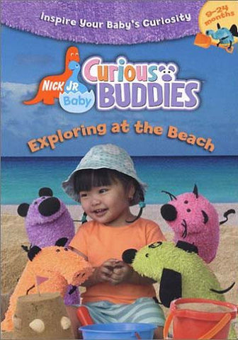 Nick Jr. Baby Curious Buddies - Exploring at the Beach DVD Movie