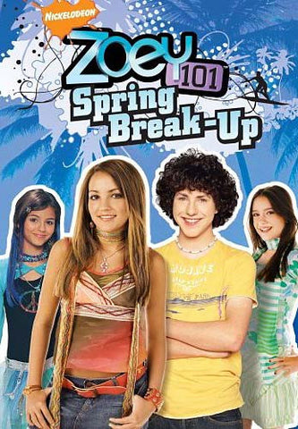 Zoey 101 - Spring Break Up DVD Movie