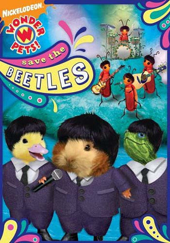 Wonder Pets - Save the Beetles DVD Movie