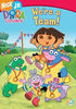 Dora the Explorer - We're a Team DVD Movie