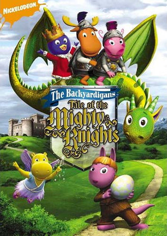 The Backyardigans - Tale Of The Mighty Knights DVD Movie