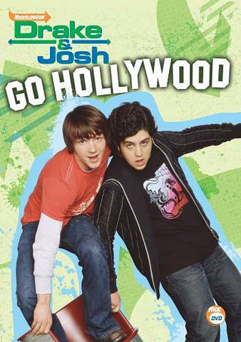 Drake And Josh Go Hollywood - The Movie DVD Movie