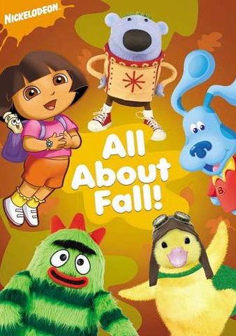 Nickelodeon - All About Fall DVD Movie