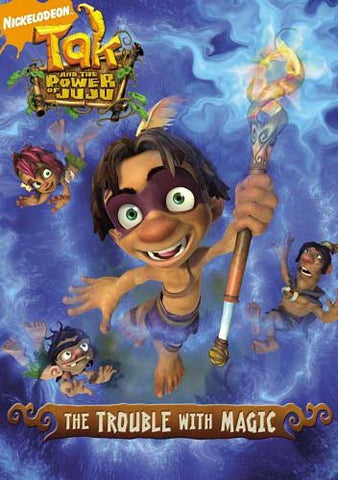 Tak And The Power Of Juju - Trouble With Magic DVD Movie