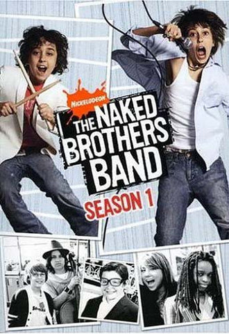 The Naked Brothers Band - Season 1 DVD Movie