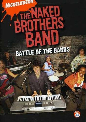 The Naked Brothers Band - Battle Of The Bands DVD Movie