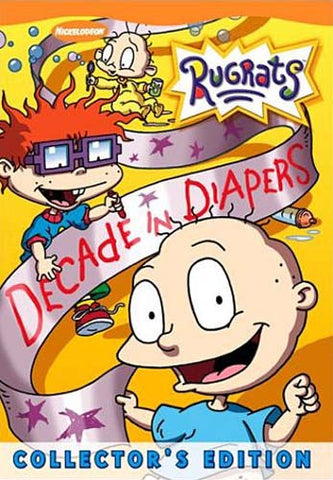 Rugrats - Decade In Diapers DVD Movie