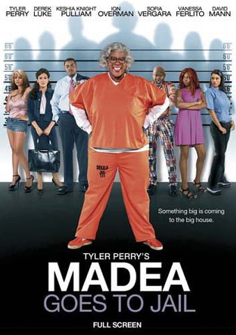 Madea Goes To Jail (Fullscreen Edition) DVD Movie