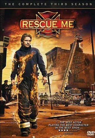 Rescue Me - The Complete Third Season (Boxset) DVD Movie