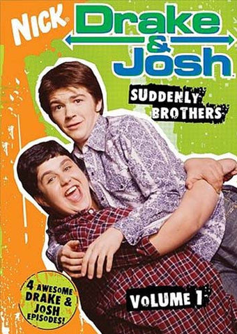 Drake And Josh - Suddenly Brothers - Vol. 1 DVD Movie