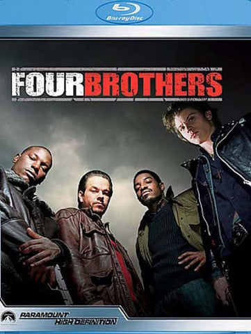 Four Brothers (Blu-ray) (Bilingual) BLU-RAY Movie