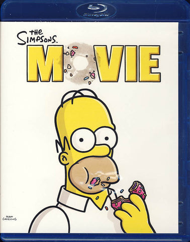 The Simpsons Movie (Blu-ray) BLU-RAY Movie