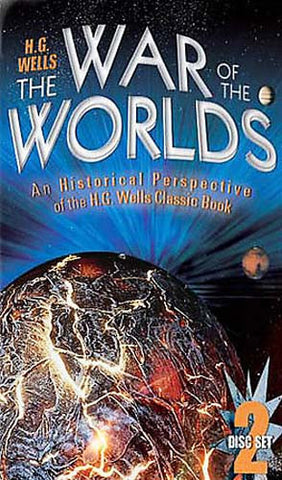 The War of the Worlds - An Historical Perspective of the H.G. Wells Classic Book DVD Movie