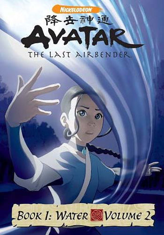 Avatar - The Last Airbender - Book 1: Water - Vol. 2 DVD Movie