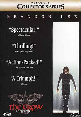 The Crow (Two-Disc Collector s Series) (Brandon Lee) (Bilingual) DVD Movie