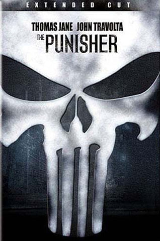 The Punisher (Extended Cut) DVD Movie