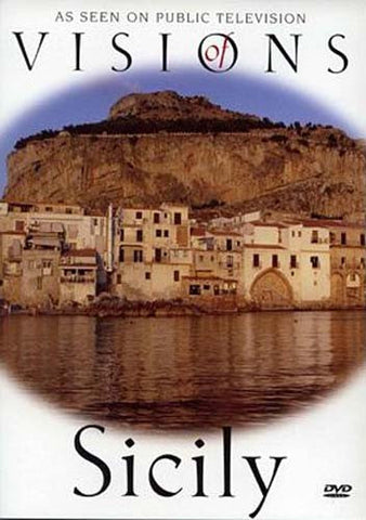 Visions Of Sicily DVD Movie