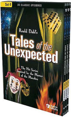 Tales Of The Unexpected - Set 4 (Boxset)